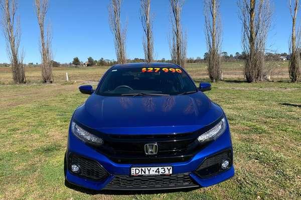 2017 HONDA CIVIC VTi-LX 10th Gen