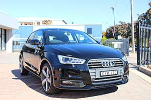 2018 AUDI A1 Sport Style Edition 8X