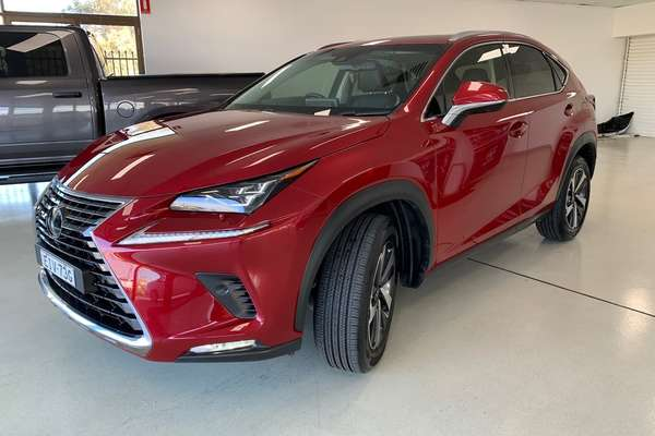 2018 LEXUS NX NX300 Sports Luxury AGZ15R