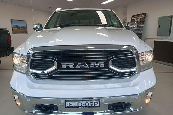 2018 RAM 1500 Laramie (No Series)