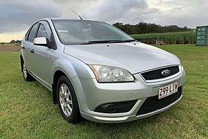 2008 FORD FOCUS CL LT